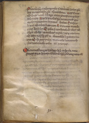 Colophon, In 'The Gospels Of Mael Brigte' f.127v